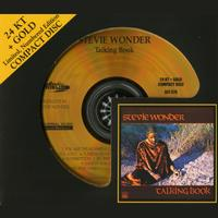 Stevie Wonder - Talking Book -  Gold CD