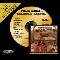 Stevie Wonder - Fulfillingness' First Finale -  Gold CD
