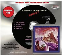 Herbie Hancock - Thrust -  Hybrid Multichannel SACD
