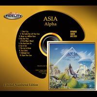 Asia - Alpha -  Hybrid Stereo SACD