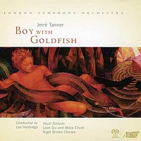 Lee Holdridge - Jerré Tanner: Boy With Goldfish