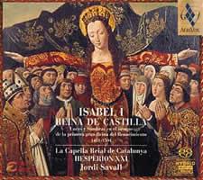 Jordi Savall - Isabel I, Reina de Castilla