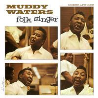Muddy Waters - Folk Singer -  Hybrid Stereo SACD