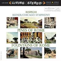 Fritz Reiner - Respighi: Pines of Rome & Fountains of Rome -  Gold CD