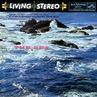 Munch, Boston Symphony Orchestra - Debussy: La Mer (The Sea) / Ibert:  Port Of Call -  Hybrid 3-Channel Stereo SACD
