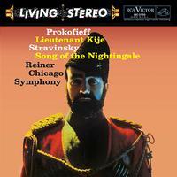 Fritz Reiner - Prokofiev: Lieutenant Kije/ Stravinsky: Song of the Nightingale -  Hybrid 3-Channel Stereo SACD