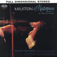 Nathan Milstein - Masterpieces For Violin And Orchestra/ Susskind