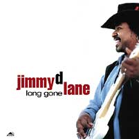 Jimmy D. Lane - Long Gone -  CD
