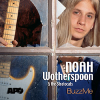 Noah Wotherspoon - Buzz Me -  CD