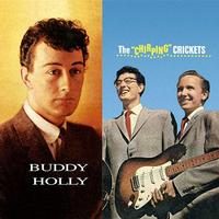 The Crickets/Buddy Holly - The Chirping Crickets/Buddy Holly