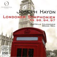 Bruno Weil - Haydn: London Symphonies Vol. 2
