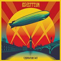 Led Zeppelin - Celebration Day Deluxe -  DVD & CD