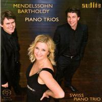 Swiss Piano Trio - Mendelssohn: Piano Trios