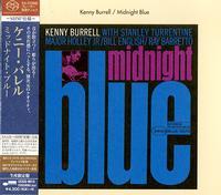 Kenny Burrell - Midnight Blue -  SHM Single Layer SACDs