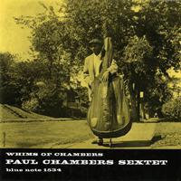 Paul Chambers - Whims Of Chambers -  SHM Single Layer SACDs