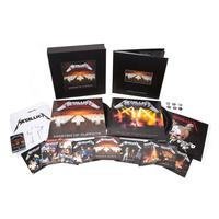 Metallica - Master Of Puppets -  Multi-Format Box Sets