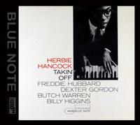 Herbie Hancock - Takin' Off -  XRCD24 CD