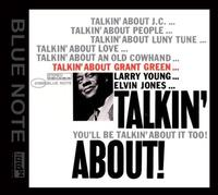 Grant Green - Talkin' About!