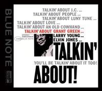 Grant Green - Talkin' About! -  XRCD24 CD
