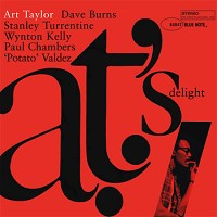 Art Taylor - A.T.'s Delight -  Hybrid Stereo SACD