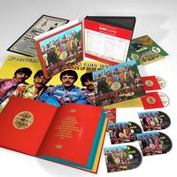 The Beatles - Sgt. Pepper's Lonely Hearts Club Band -  DVD & CD