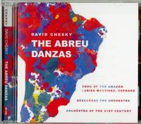 David Chesky - The Abreu Danzas