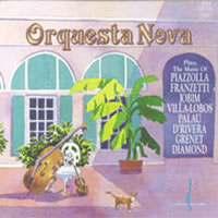 Orquesta Nova - Orquesta Nova Plays