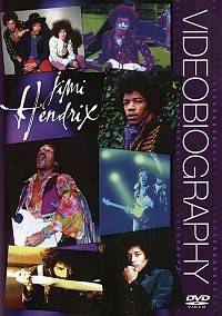 Jimi Hendrix - Videobiography -  DVD Video