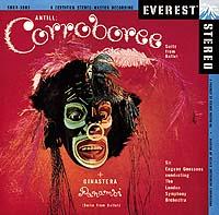 Sir Eugene Goossens - Antill: Corroboree/ Ginastera: Panambi