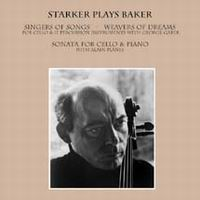 Janos Starker - Starker Plays Baker