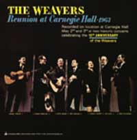 The Weavers - Reunion at  Carnegie Hall (1963) -  DVD 24/96