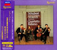 Quartetto Italiano - Schubert: String Quartets Nos. 13 & 14