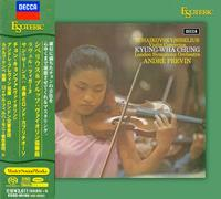 Kyung-Wha Chung - Sibelius & Bruch: Violin Concertos/ Previn