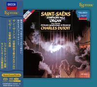 Charles Dutoit - Saint-Saens: Symphony No. 3