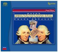 Frans Bruggen - Haydn: Symphonies