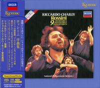 Riccardo Chailly - Rossini: 9 Overtures