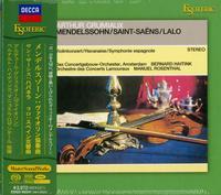 Arthur Grumiaux - Mendelssohn/Saint Saens/Lalo