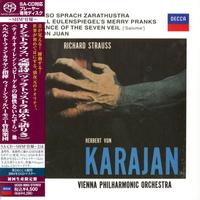 Herbert von Karajan - Strauss: Also Sprach Zarathustra