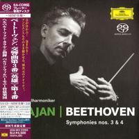 Herbert von Karajan - Beethoven: Symphonies Nos. 3 & 4