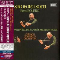 Georg Solti - Debussy: La Mer, Ravel: Boleto, Etc.