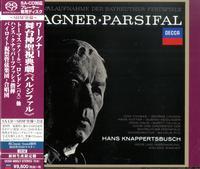 Hans Knappertsbusch - Wagner: Parsifal -  SHM Single Layer SACDs