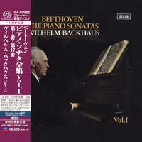 Wilhelm Backhaus - Beethoven: Piano Sonatas Vol. 1