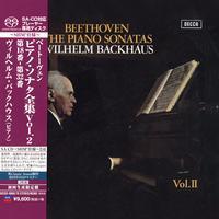 Wilhelm Backhaus - Beethoven: Piano Sonatas Vol. 2