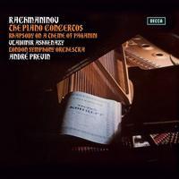 Andre Previn - Rachmaninoff: Piano Concertos/ Ashkenazy -  SHM Single Layer SACDs