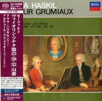 Arthur Grumiaux - Mozart: Violin Sonata Nos. 34, 28, 32, 25