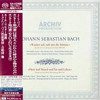 Karl Richter - Bach: Cantatas Nos. 140 & 147