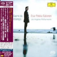 Esa-Pekka Salonen - La Sacre Du Printemps -  SHM Single Layer SACDs