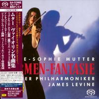 Anne-Sophie Mutter - Bizet: Carmen Fantasie -  SHM Single Layer SACDs