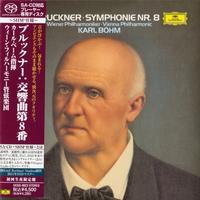 Karl Bohm - Bruckner: Symphony No.8 -  SHM Single Layer SACDs