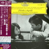 Martha Argerich - Prokofiev: Piano Concerto No.3 - Ravel: Piano Concerto